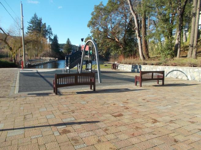 Leigh Rd beach park Langford