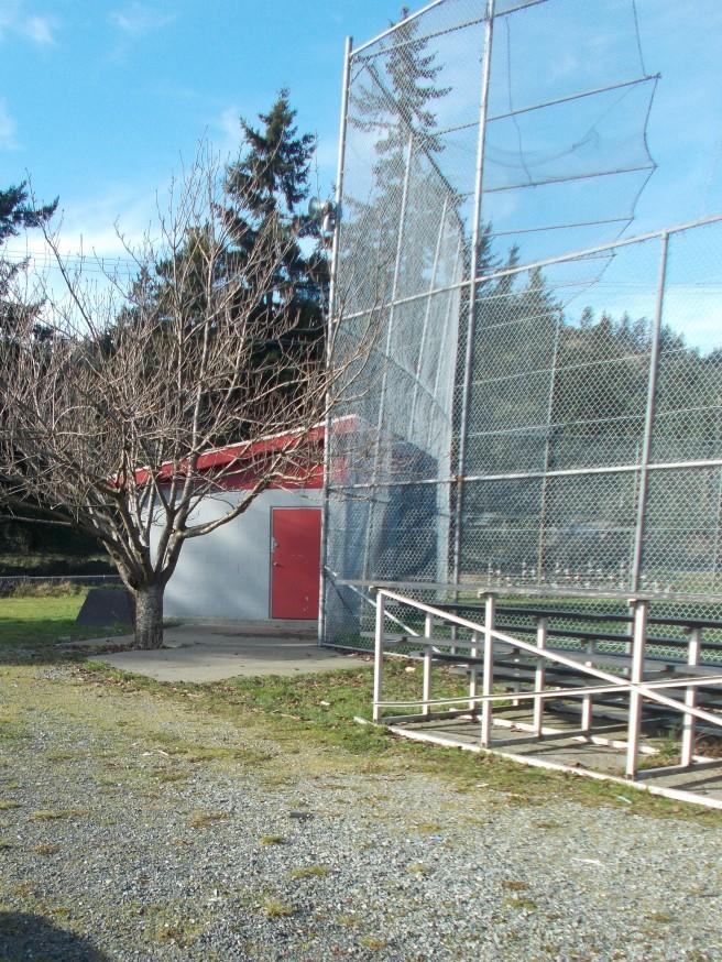 Luxton Park baseball